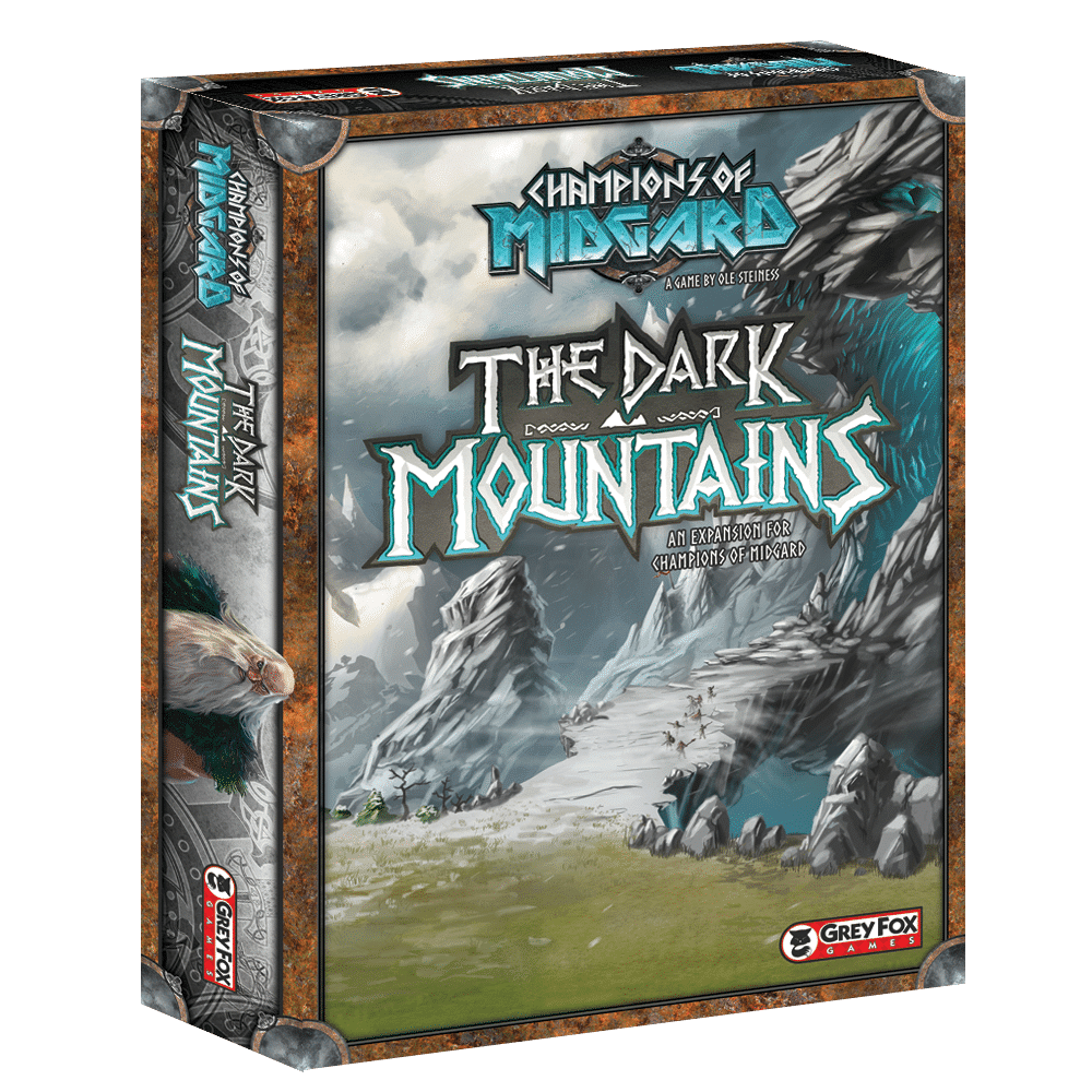 champions of midgard Dark Mountains
